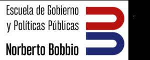 Escuela de Gobierno y Políticas Públicas Norberto Bobbio
